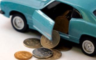 Где оплачивать налог на машину