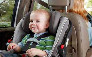 Как правильно установить автокресло в машину