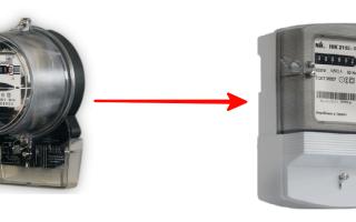 Как заменить электросчётчик в квартире в москве